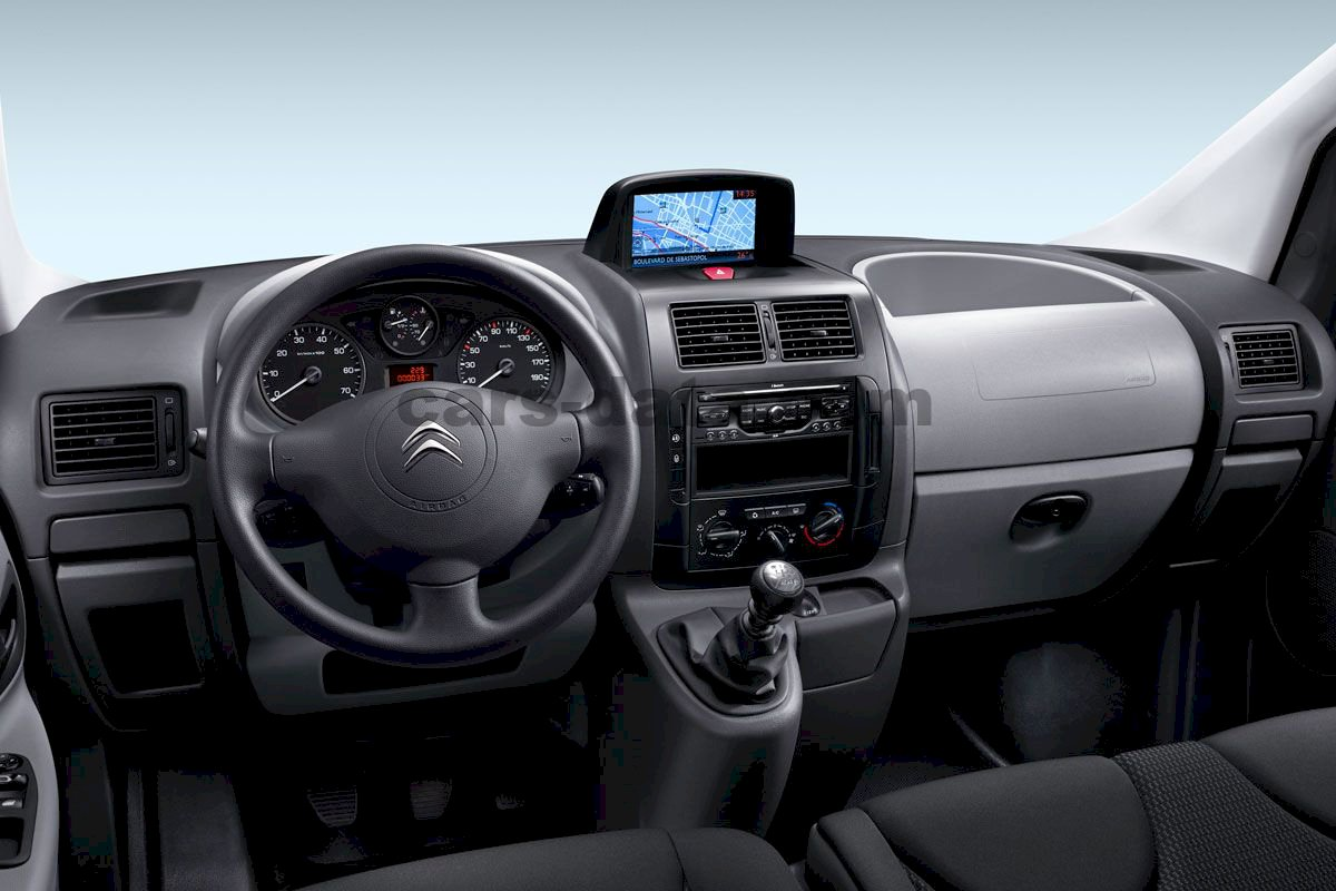 Assurance auto pas chère pour la Citroën Jumpy Multispace