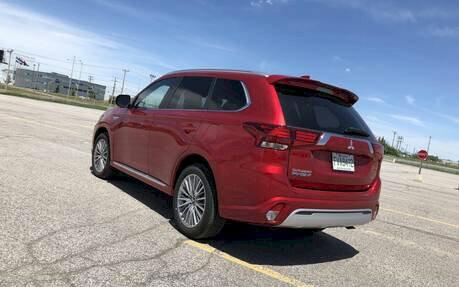 Assurance auto pas chère pour la Mitsubishi Outlander Nouveau