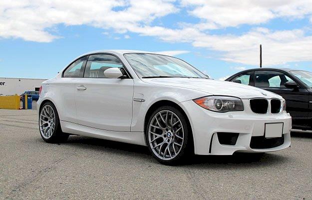 Assurance auto pas chère pour la BMW Série 1 M Coupé