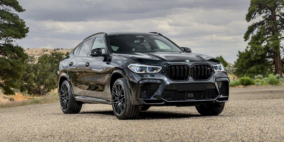 Assurance auto pas chère pour la BMW X6 M