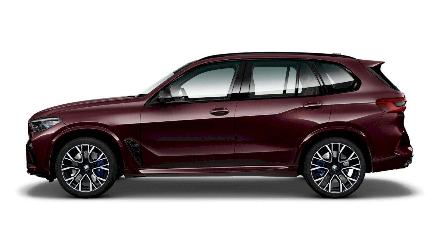 Assurance auto pas chère pour la BMW X5 M