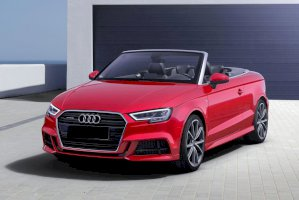 AUDI A3 CABRIOLET III 1.6 TDI 110 S LINE