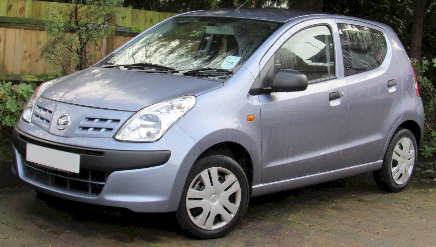 Assurance auto pas chère pour la Nissan Pixo