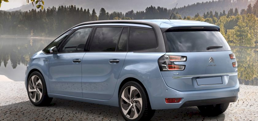 Citroën GRAND C4 PICASSO NOUVEAU BLUEHDI 120 S&S LIVE
