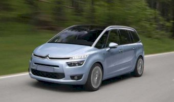 Citroën GRAND C4 PICASSO NOUVEAU BLUEHDI 120 S&S EAT6 SHINE