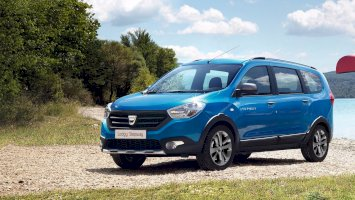 Dacia Lodgy 1.5 dCi FAP 110 Stepway 7 places