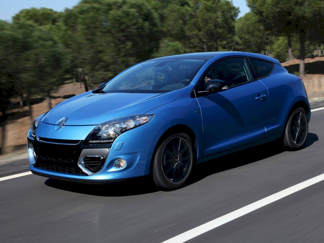 Assurance auto pas chère pour la Renault Mégane III Coupé