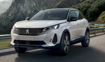 Peugeot 3008 Nouveau 1.6 THP 165 EAT6 Start & Stop Allure
