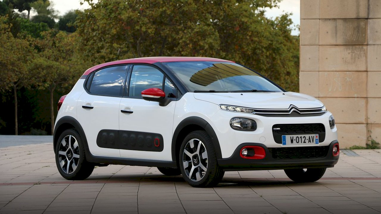 Citroën C3 Nouvelle Blue HDi 100 Start & Stop Shine
