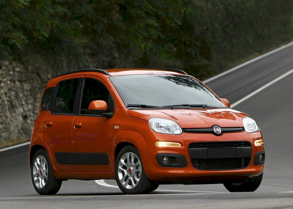 Fiat Panda Serie 2 0.9 90 CH TWINAIR S&S 4X4 CROSS