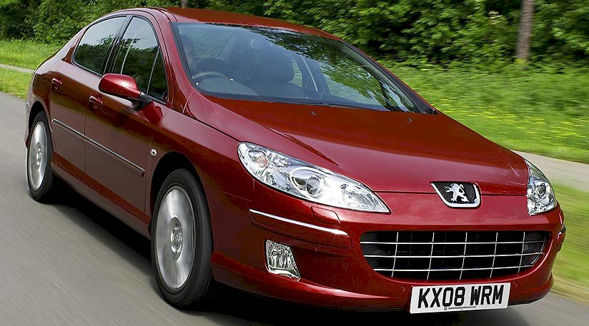 Assurance auto pas chère pour la Peugeot 407