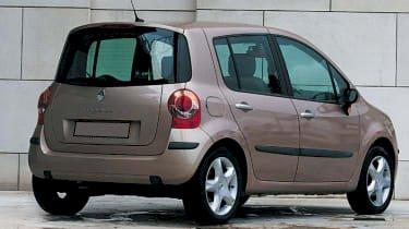 Assurance auto pas chère pour la Renault Modus