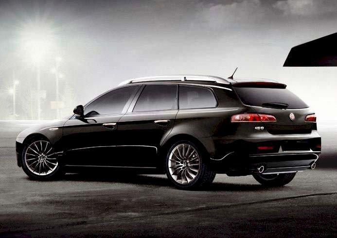 Assurance auto pas chère pour la Alfa Romeo 159 Wagon