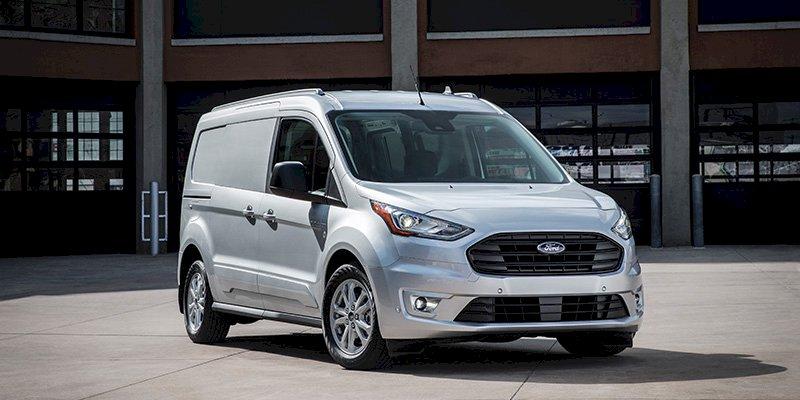 Assurance auto pas chère pour la Ford Transit Connect Cargo