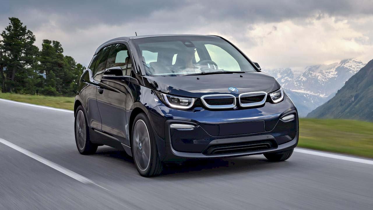 Assurance auto pas chère pour la BMW i3