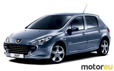 Assurance auto pas chère pour la Peugeot 307