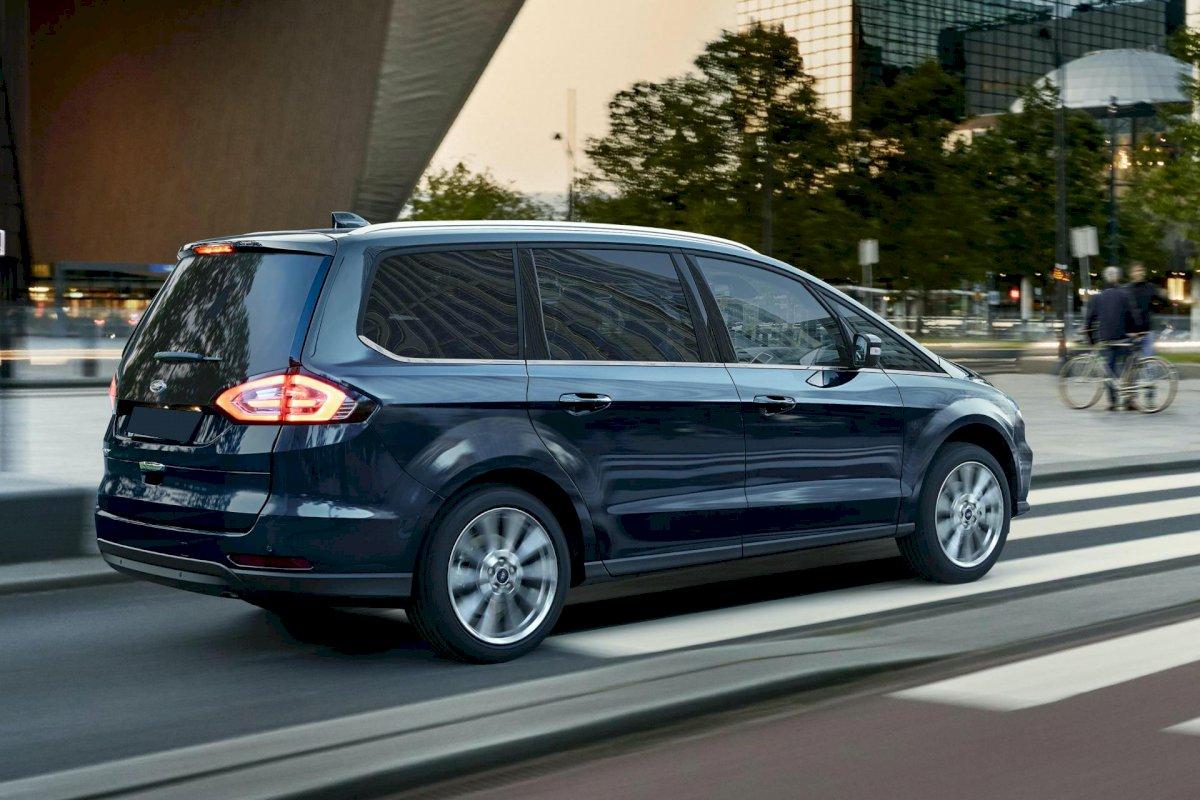 Assurance auto pas chère pour la Ford Galaxy