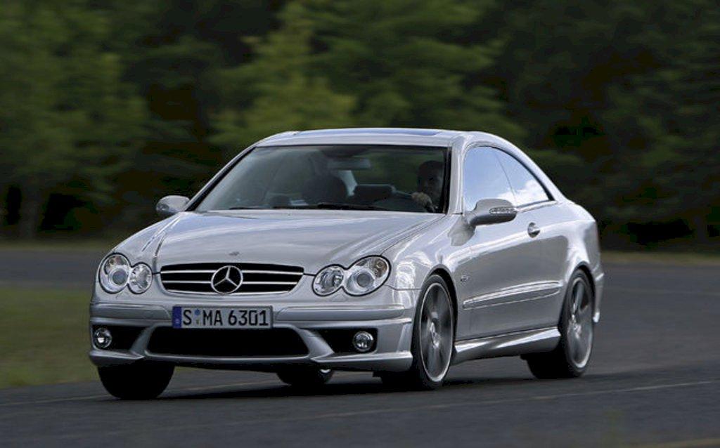 Assurance auto pas chère pour la Mercedes Classe CLK