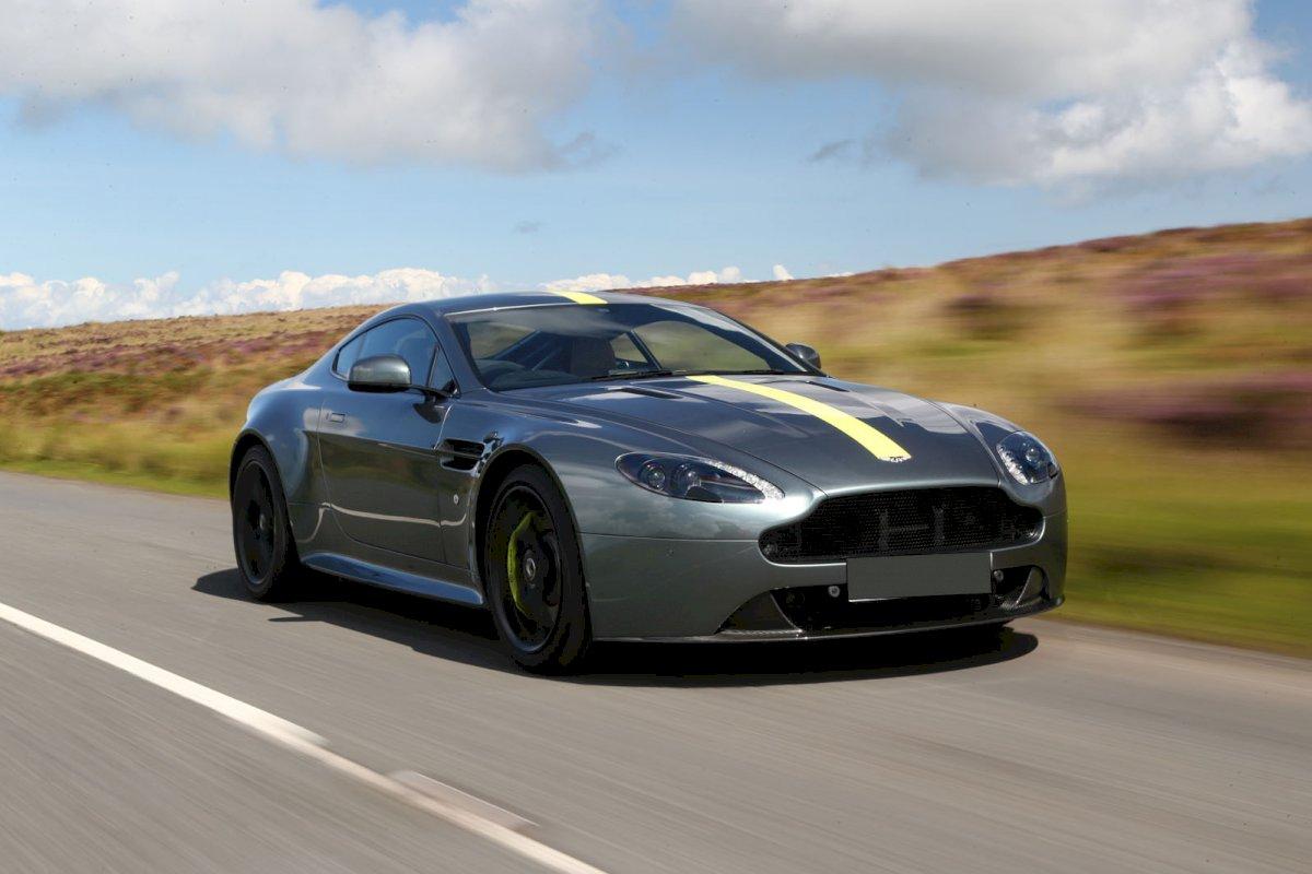 Assurance auto pas chère pour la Aston Martin Vantage V8 S