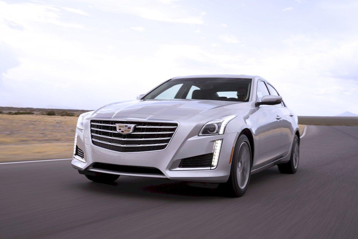 Assurance auto pas chère pour la Cadillac CTS