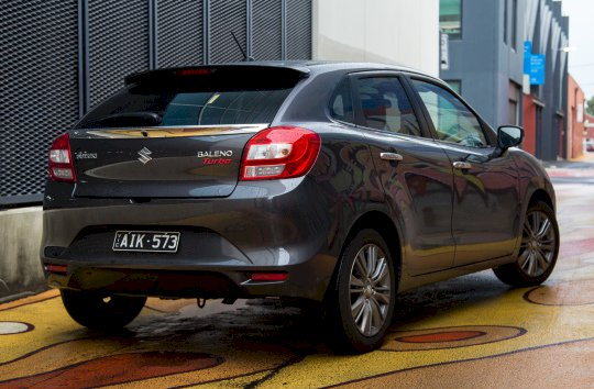 Assurance auto pas chère pour la Suzuki Baleno