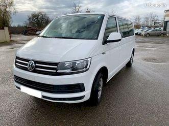 Assurance auto pas chère pour la Volkswagen Transporter VI