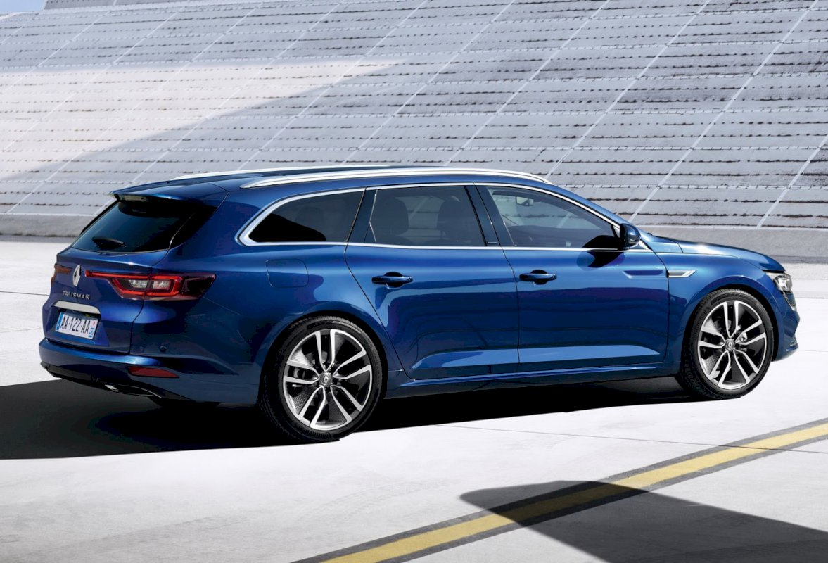 Renault Talisman Estate dCi 130 Energy Intens EDC