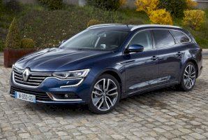 Renault Talisman Estate Tce 200 Energy Intens EDC