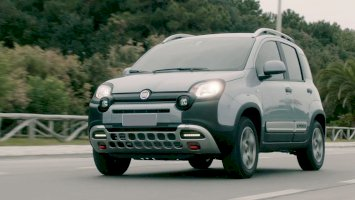 Fiat PANDA 4x4 0.9 TWINAIR TURBO 90 CH S S CROSS