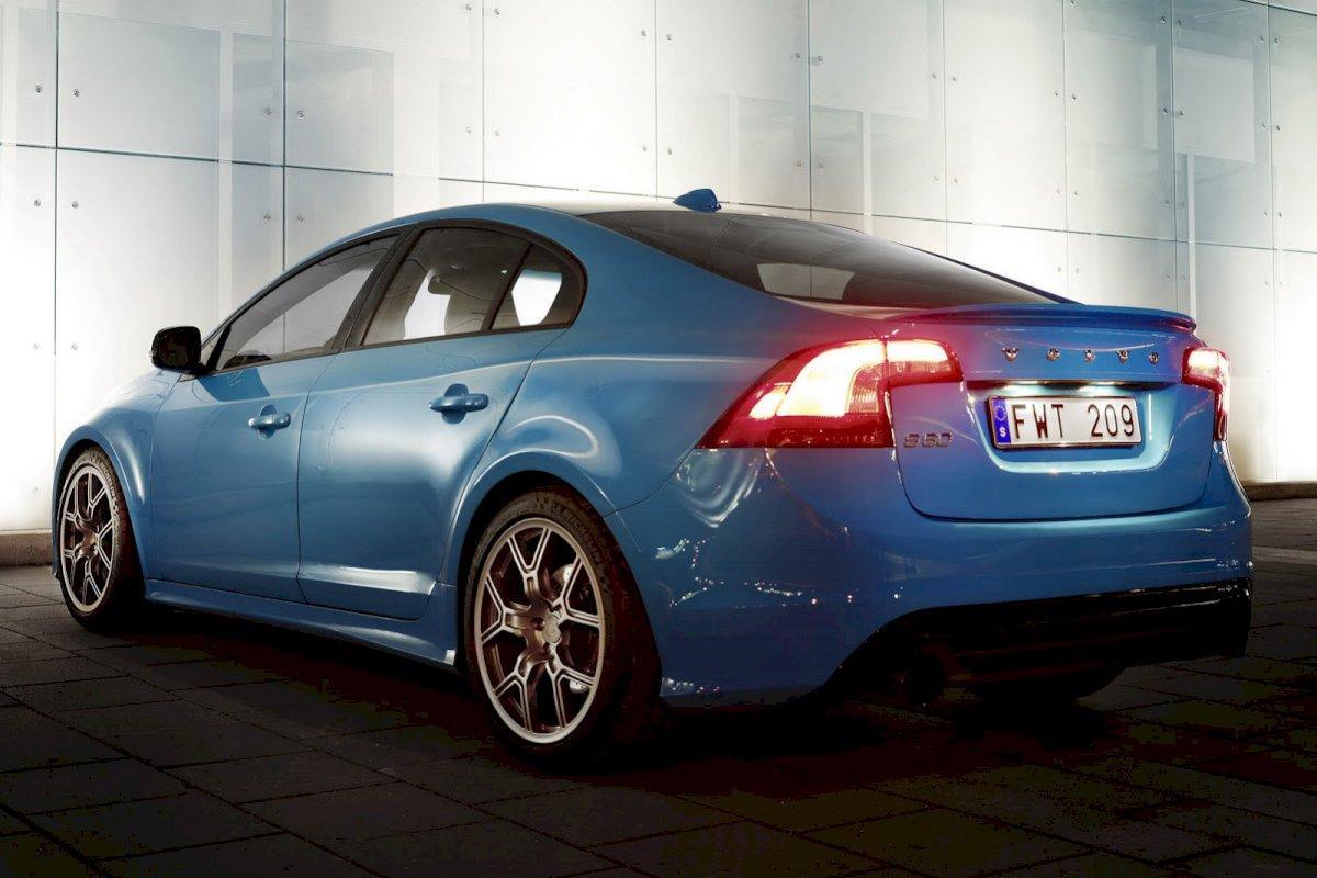 Assurance auto pas chère pour la Volvo S60 II