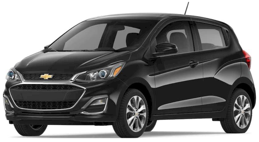Assurance auto pas chère pour la Chevrolet Spark