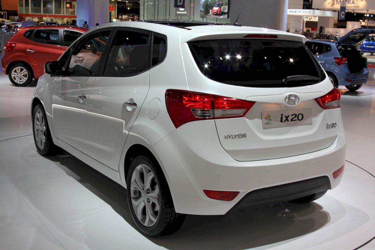 Assurance auto pas chère pour la Hyundai IX20