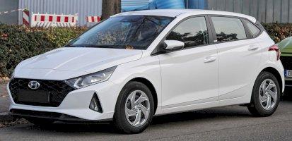 Hyundai IX20 1.6 CRDi 115 BlueDrive E6 Creative