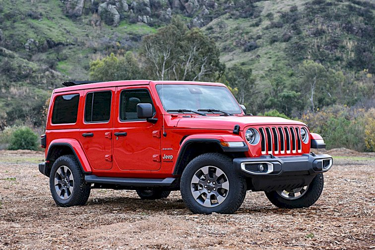 Assurance auto pas chère pour la Jeep Wrangler Unlimited