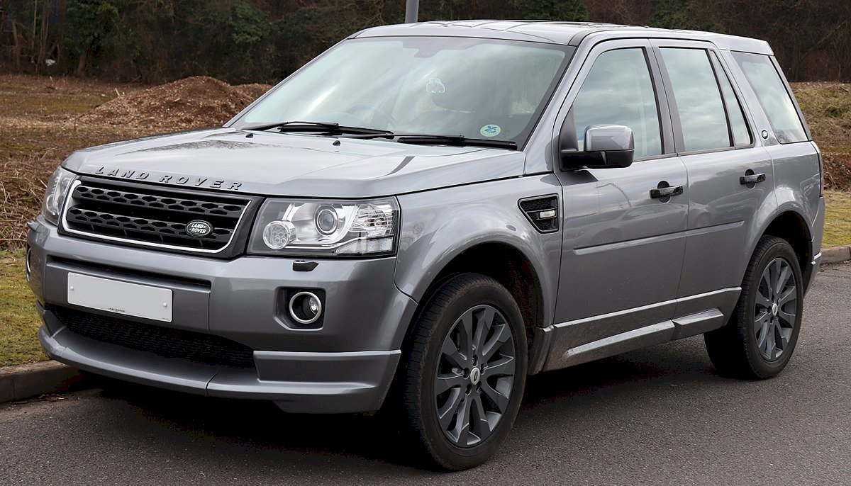 Assurance auto pas chère pour la Land Rover Freelander