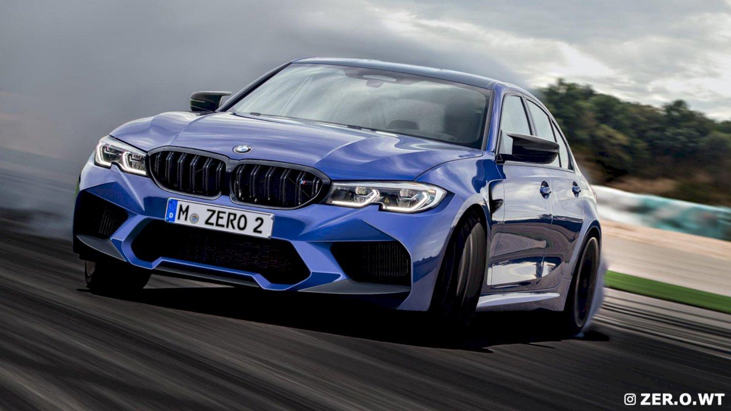 Assurance auto pas chère pour la BMW M3