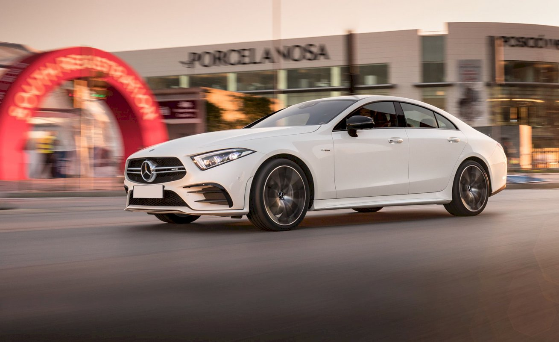 Assurance auto pas chère pour la Mercedes CLS II