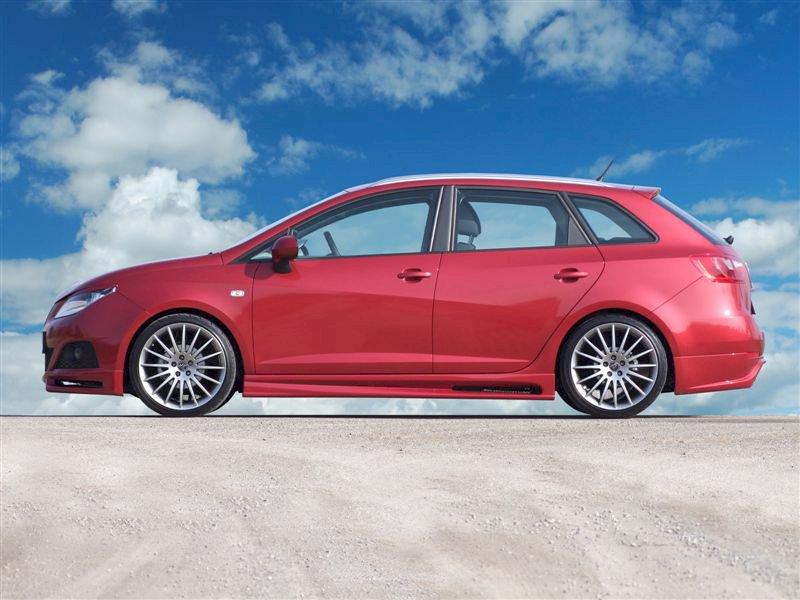 Assurance auto pas chère pour la SEAT Ibiza ST