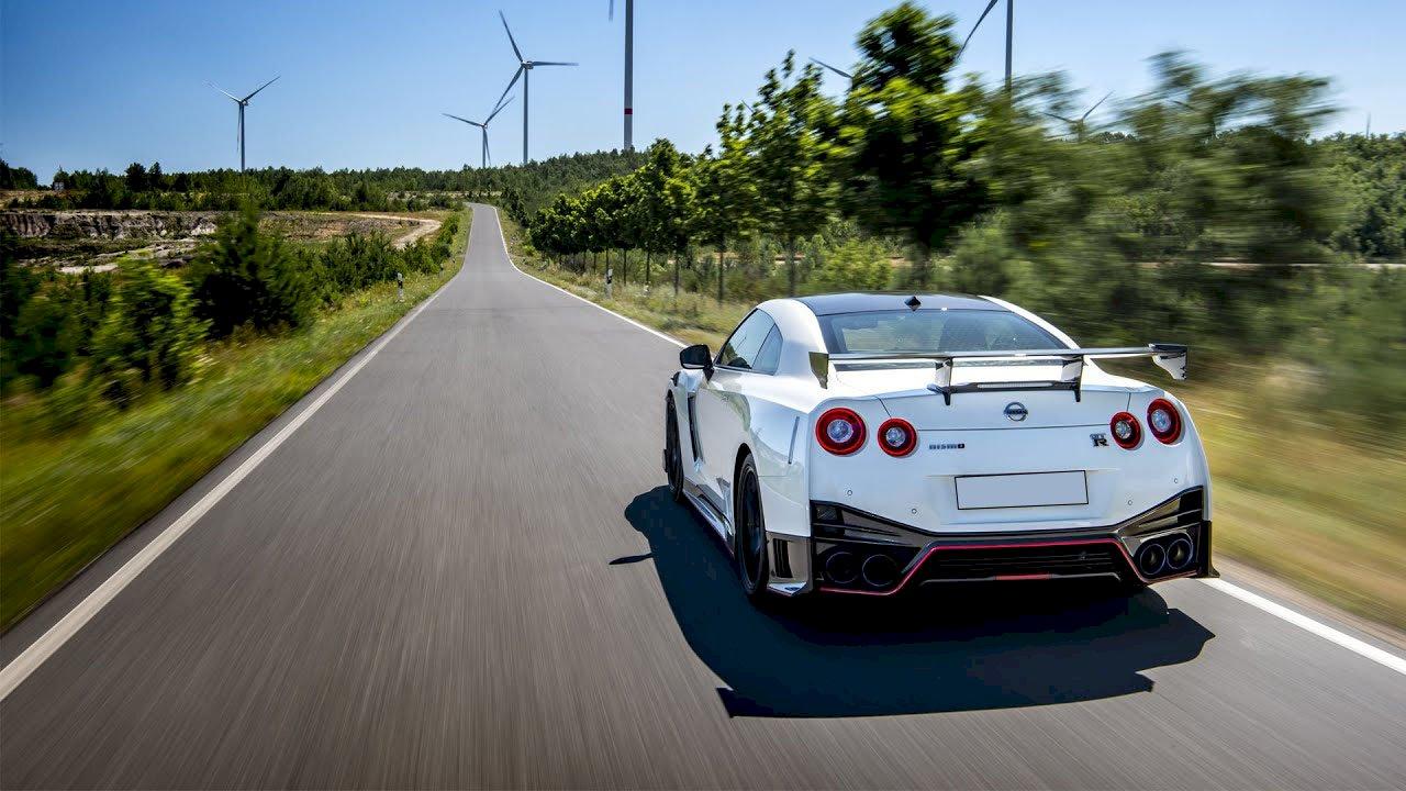 Assurance auto pas chère pour la Nissan GTR