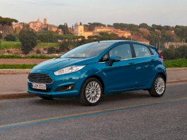 Ford Fiesta 5P M/5 EDITION 1.25 82ch