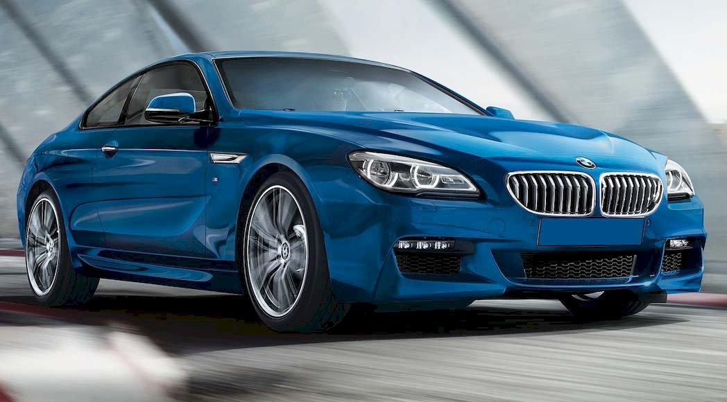 Assurance auto pas chère pour la BMW Série 6 coupé