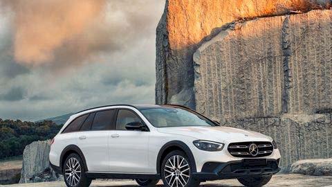 Assurance auto pas chère pour la Mercedes Classe E Wagon