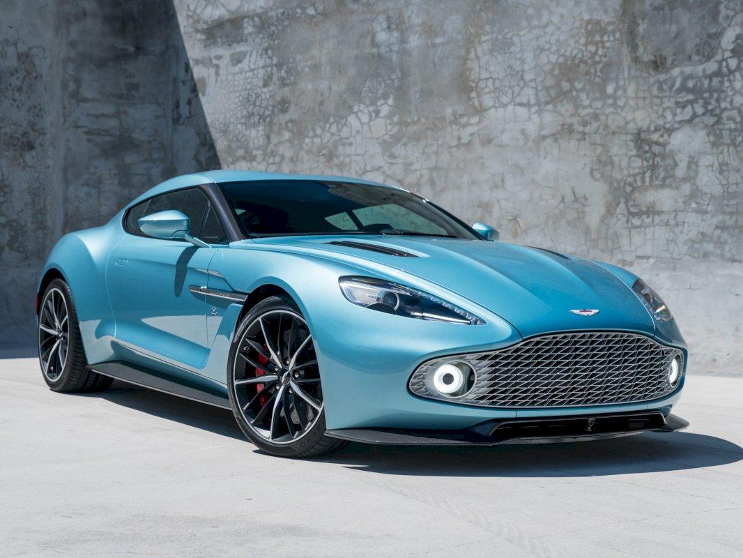 Assurance auto pas chère pour la Aston Martin Vanquish