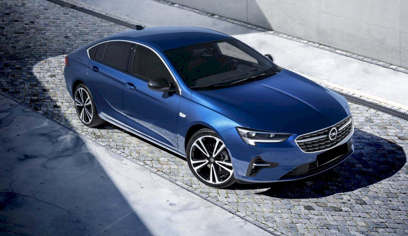 Assurance auto pas chère pour la Opel Insignia