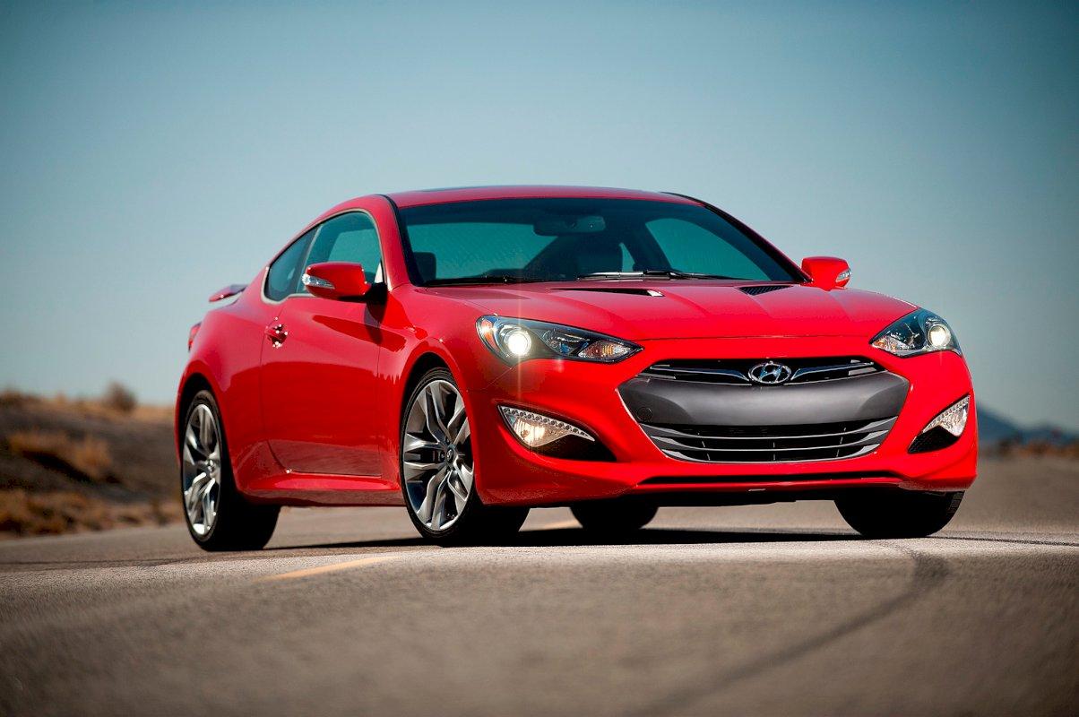 Assurance auto pas chère pour la Hyundai Genesis