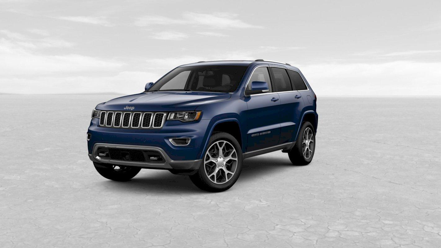 Assurance auto pas chère pour la Jeep Grand Cherokee