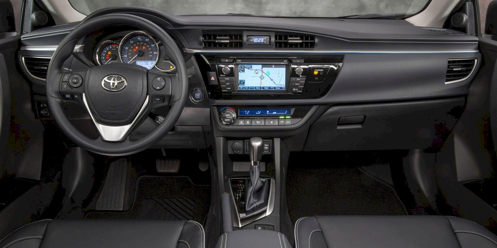 Assurance auto pas chère pour la Toyota Corolla
