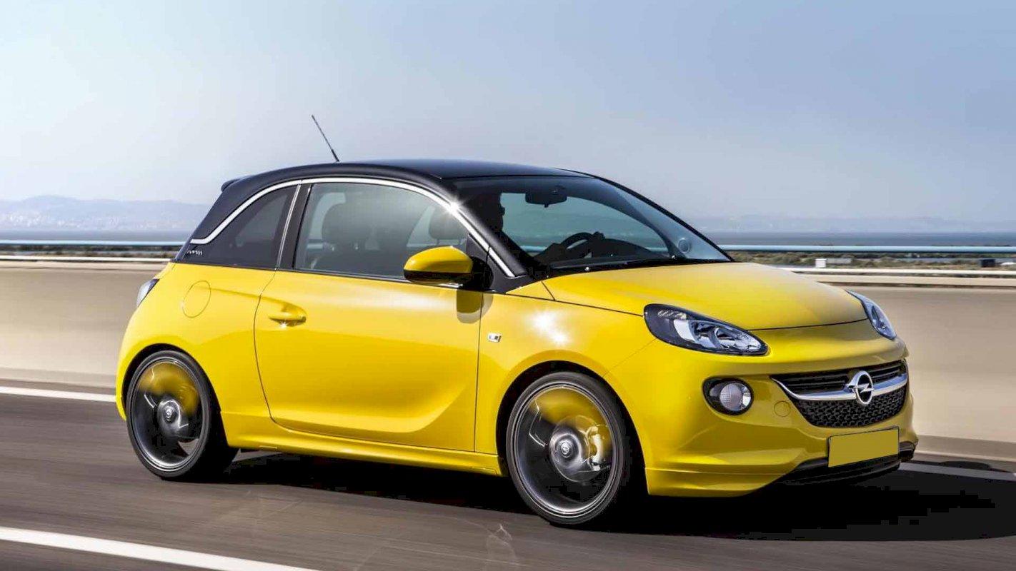 Assurance auto pas chère pour la Opel Adam