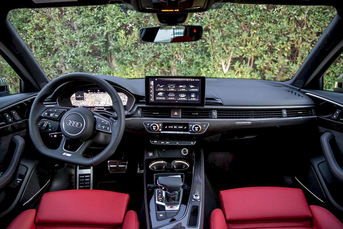Assurance auto pas chère pour la Audi S4