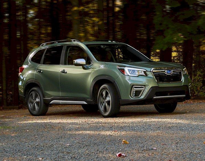 Assurance auto pas chère pour la Subaru Forester